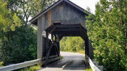 Covered Bridge, Charlotte