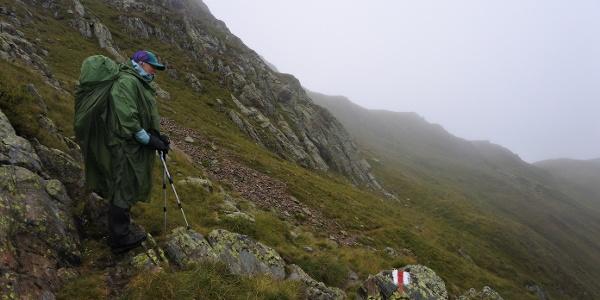 Von der Sustlihütte unterwegs zur Seewenhütte