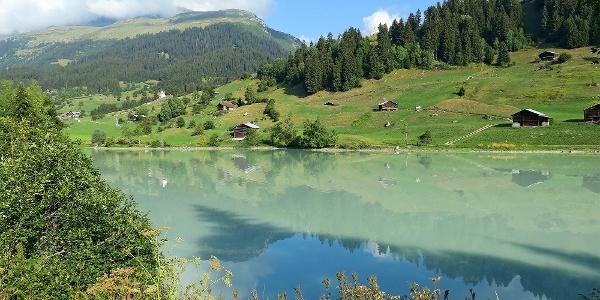 Brigelser See.