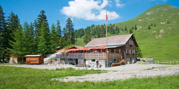 Berggasthaus Älggialp