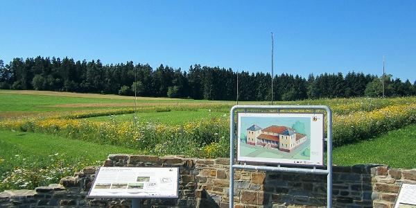 Museum in der Landschaft Bodenbach