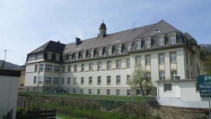 """Das """"Haus am Bach"""" an der Heime Scheuern"""