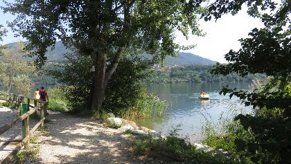 Peninsula am Lago Caldonazzo