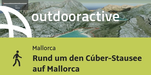 Wanderung auf Mallorca: Rund um den Cúber-Stausee auf Mallorca