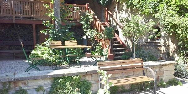 Gartenwirtschaft Felsbergerhof 1