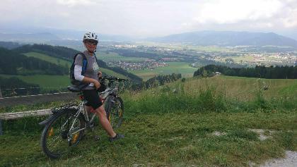 Ausblick in das Aichfeld