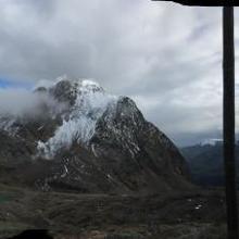 Panorama from Bella Vista Lodge