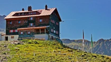Die Kaltenberghütte