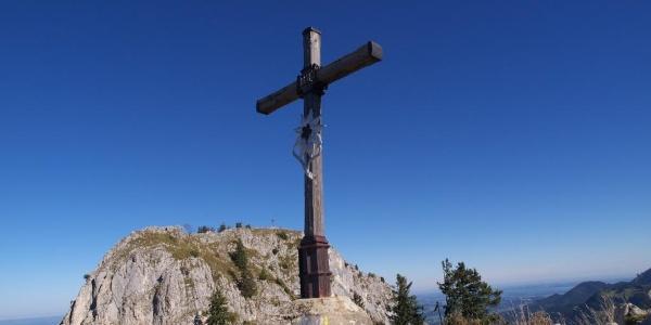 Gipfelkreuz Heuberg