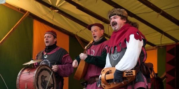WeihnachtsZeitreise Bad Berleburg mittelalterliche Musik