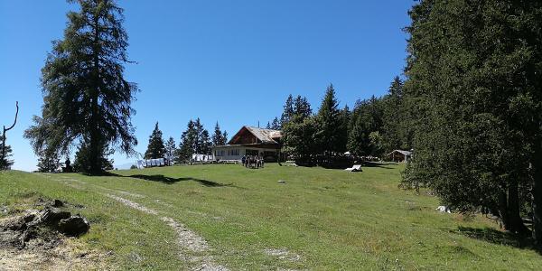 Rifugio Monte Cavone.