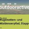 Fernwanderweg im Taunus: Hugenotten- und Waldenserpfad, Etappe Bad Homburg-Neckarsteinach