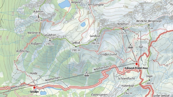 The Outdooractive Map