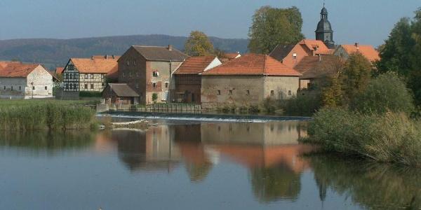 Werramühle Sallmannshausen