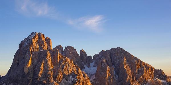 Burning Dolomites Sëurasas