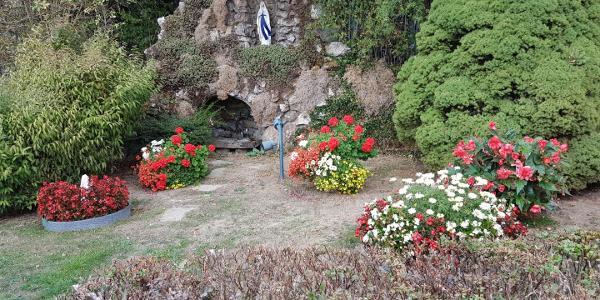 Grotte der Dankbarkeit
