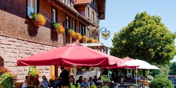 Adler Terrasse