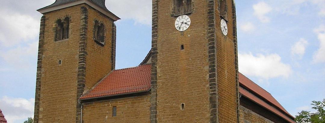 Klosterkirche - Ichtershausen