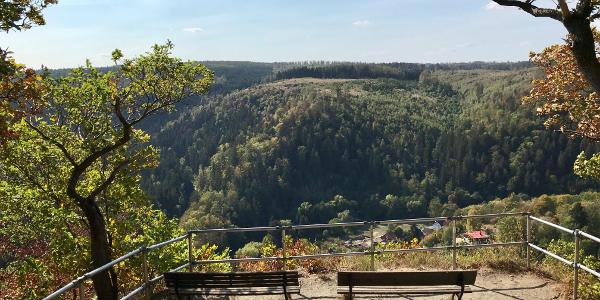 Foto von Wanderung: Durch das schönste Tal des Harzes • Harz (20.09.2018 07:58:28 #4)