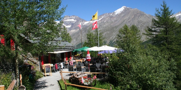 Restaurant Gletschergrotte