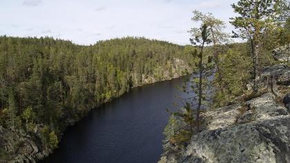 Lac Canyon Julma-Ölkky