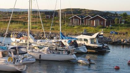 La mer et le parc national de l'Archipel sont très populaires auprès des marins.