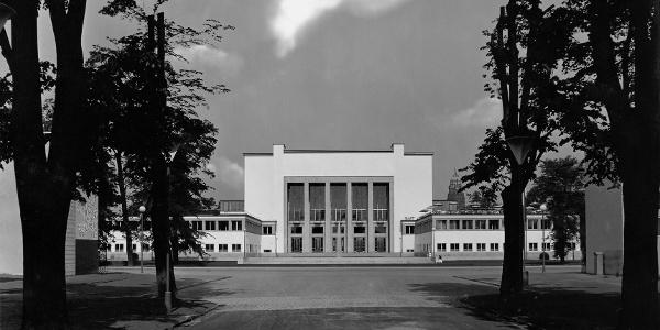 Deutsches Hygiene-Museum 1930