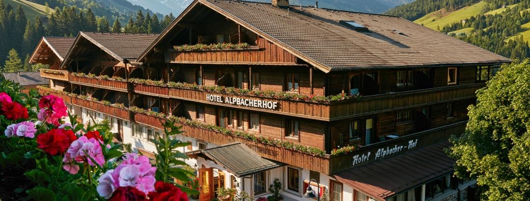 Alpbacherhof Hausansicht