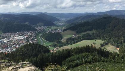 Foto von Wanderung: Ein Stück auf dem Westweg • Schwarzwald (22.09.2018 16:13:37 #1)