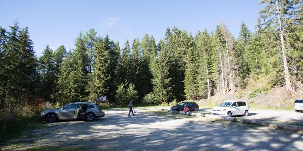 P3 Schwaiger Böden 1723 m Coordinate  46.741632, 11.798423