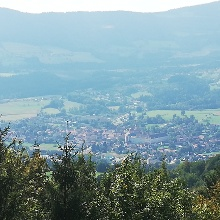 Blick in den Naturpark Pöllauer Tal