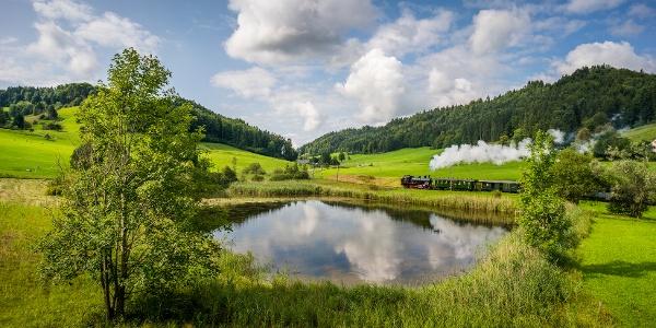 Dampfbahn Zürcher Oberland, Bäretswil