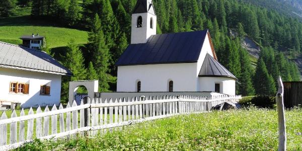 S-charl: Kapelle