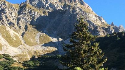 ZIMBA - das Matterhorn des Montafons