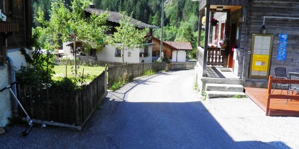 Molinis - ein sympatisches Dorf am «camino»