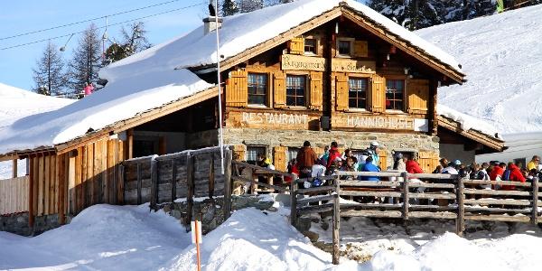 Bergrestaurant Hannighüsli.