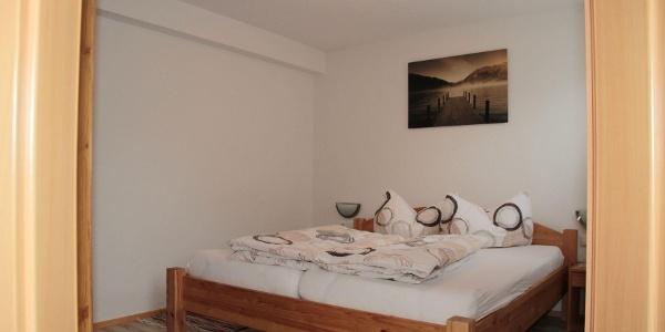 Schlafzimmer Ferienwohnung Haus Anja