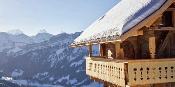 Ferienhaus mit grandiosem Ausblick auf der Marbachegg