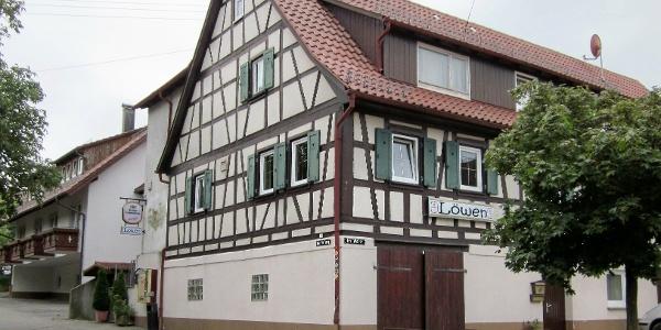 Gasthaus Löwen in Nassach