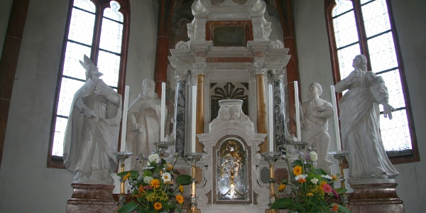 Pfarrkirche Feistritz a. d. Gail