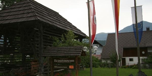 Cafè und Heimatmuseum