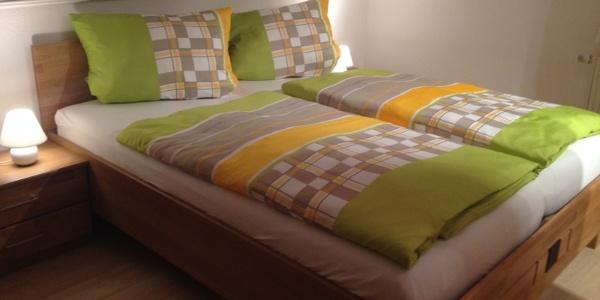 Schlafzimmer Whg. DG