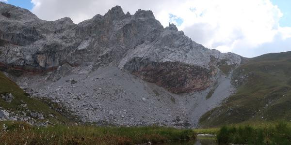 Kirchlispitzen und Gafalljoch