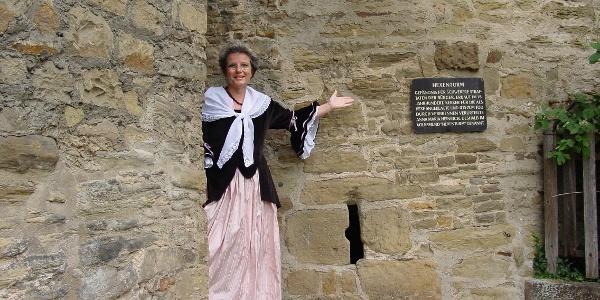 Schwaigern - Frau des Stadtschreibers