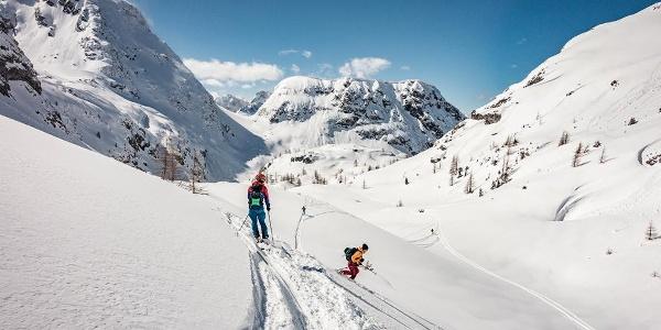 Skitour Kleine Reibn