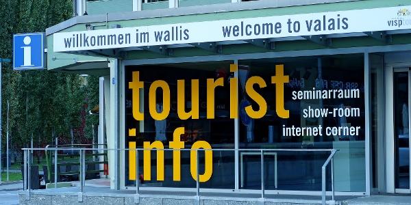 Tourist-Info Visp.