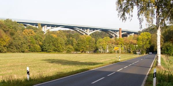 A17-Brücke in Dresden-Lockwitz