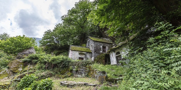 Grotti, Cevio