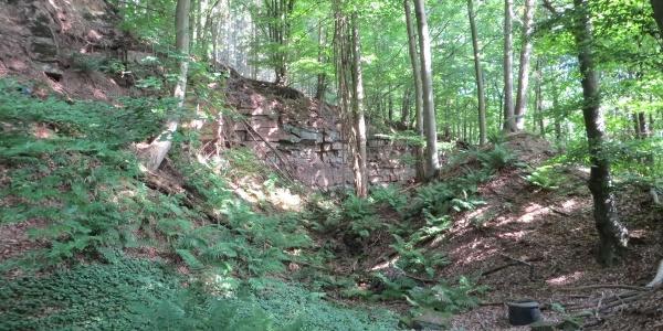 Steinbrüche bei Blankenau