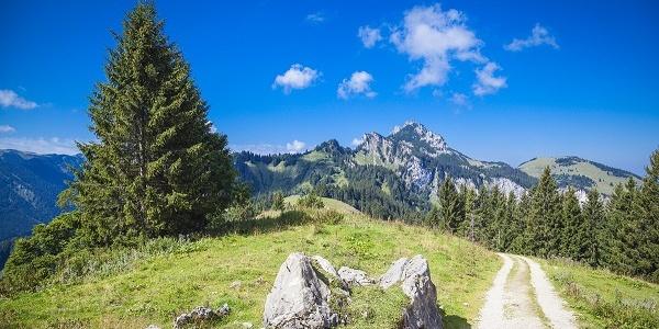 Chiemgau Kampenwand